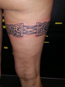 Tour De Cuisse G Tattoo